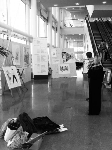 Utställningen i CCC
